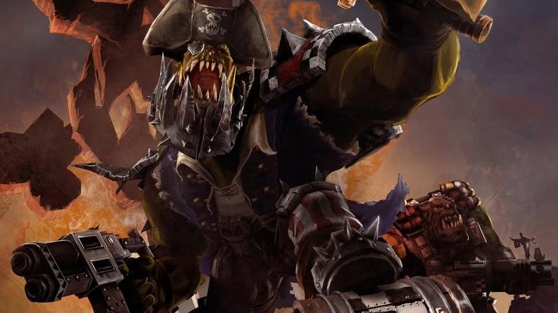 Bandes de Guerre Orks Orks10