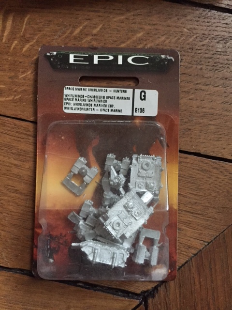Vente Space Marines Whirlw10