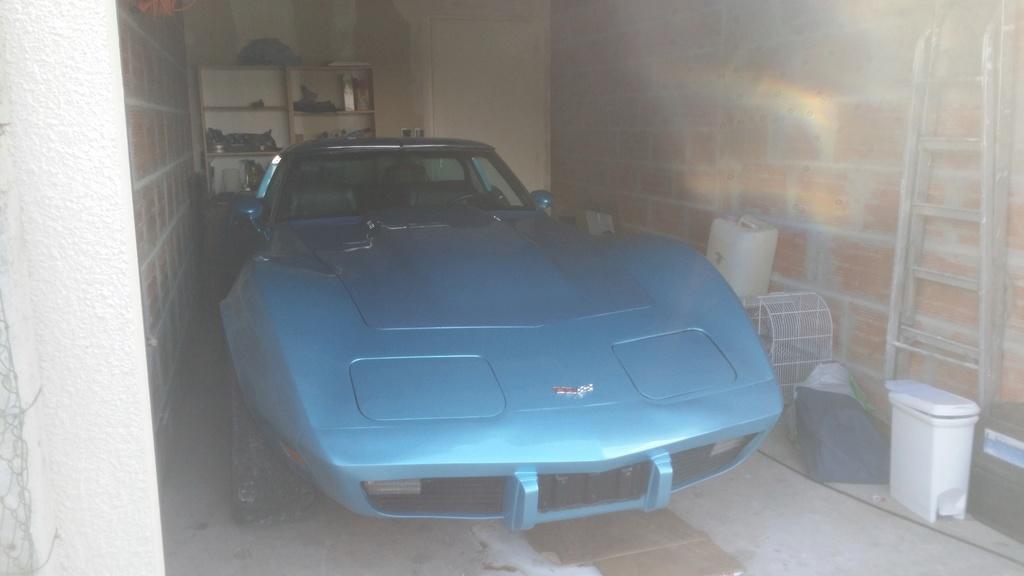 avis sur corvette 1979 l82 boite automatique 20180610