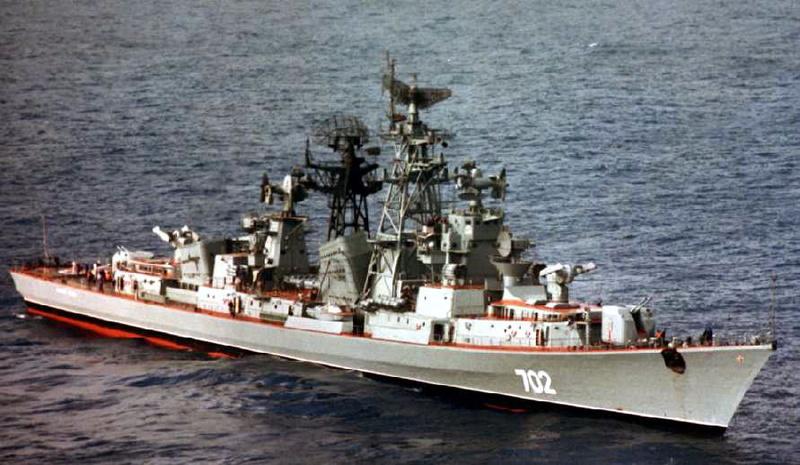 Vostok albatros : les origines Krasny10