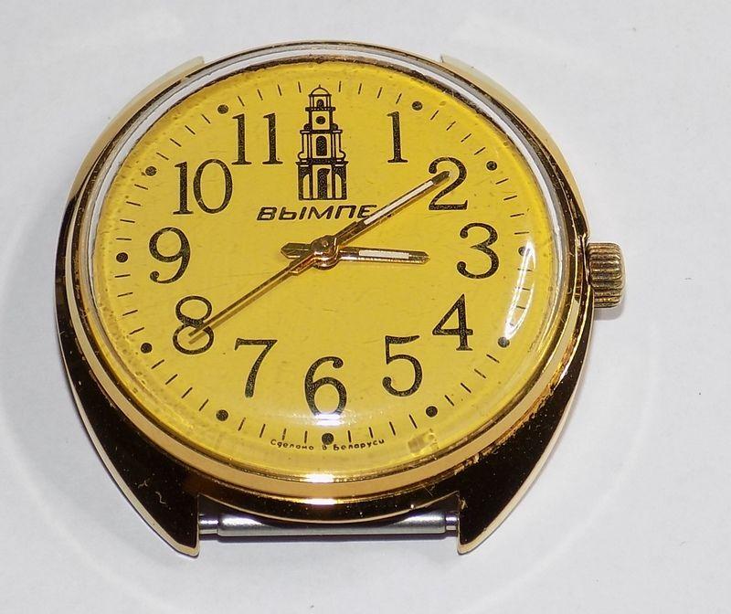Petite histoire de la Fabrique de pièces de montres de Vitebsk V3a10