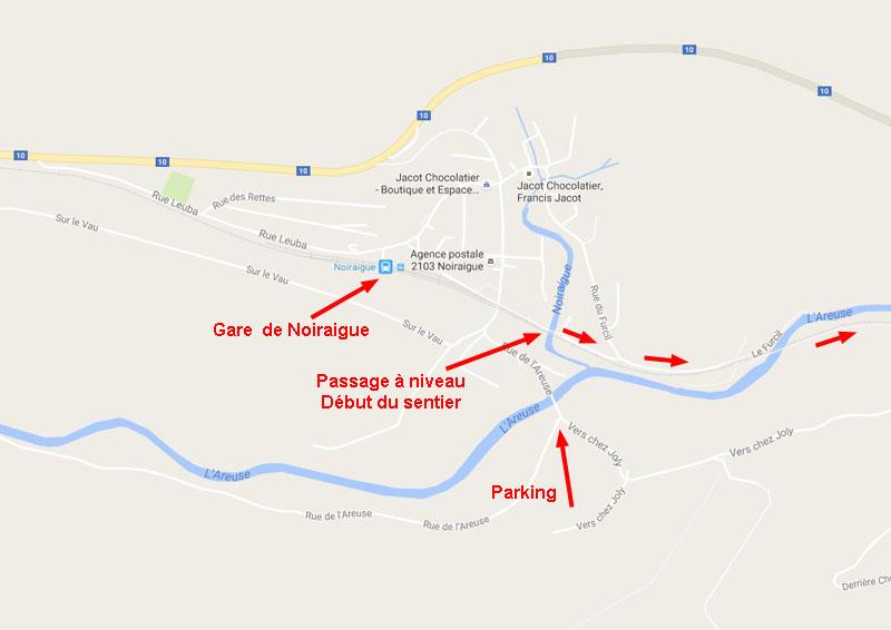 """Notre """"Grand Tour de Suisse"""" ... Les Gorges de l'Areuse Captur10"""