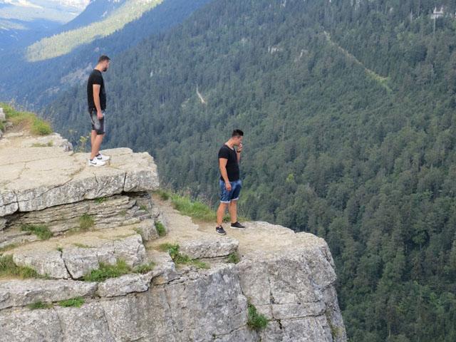 """Notre """"Grand Tour de Suisse"""" ... Le Creux du Van Img_3816"""