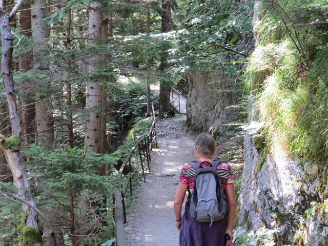 """Notre """"Grand Tour de Suisse"""" ... Les Gorges de l'Areuse Img_3911"""