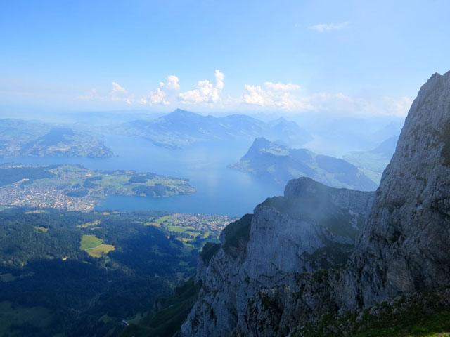 """Notre """"Grand Tour de Suisse"""" ... Lucerne-Pilatus Img_3930"""