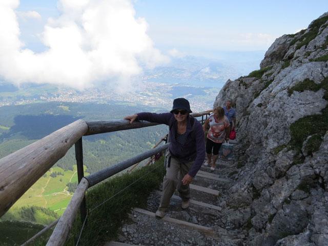 """Notre """"Grand Tour de Suisse"""" ... Lucerne-Pilatus Img_4011"""