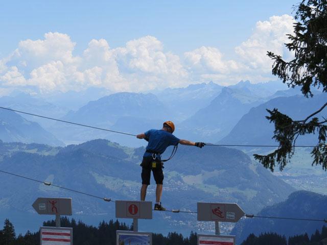 """Notre """"Grand Tour de Suisse"""" ... Lucerne-Pilatus Img_4016"""