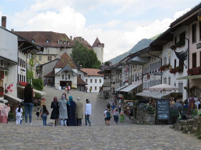 """Notre """"Grand Tour de Suisse"""" ... Gruyères Img_4024"""