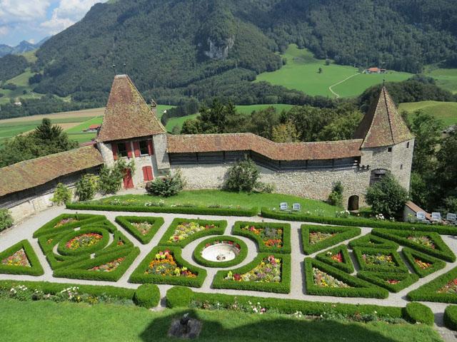 """Notre """"Grand Tour de Suisse"""" ... Gruyères Img_4115"""