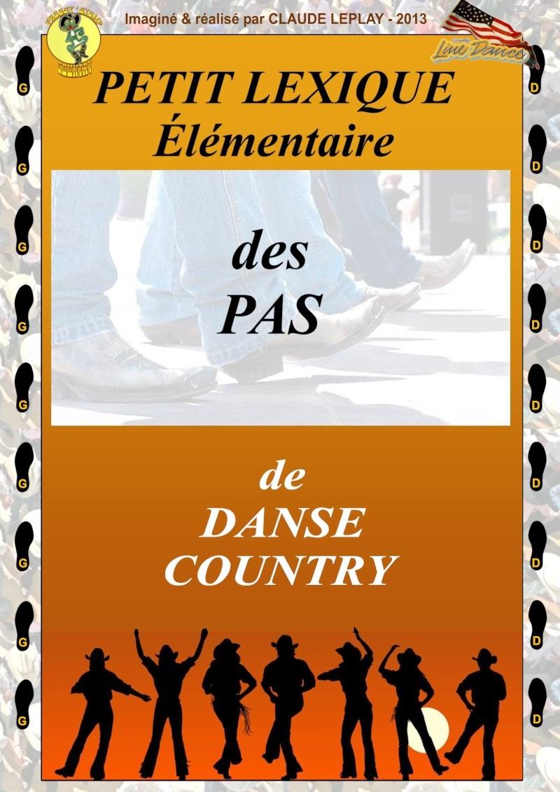 LEXIQUE DES PAS DE DANSE COUNTRY EN LIGNE 112