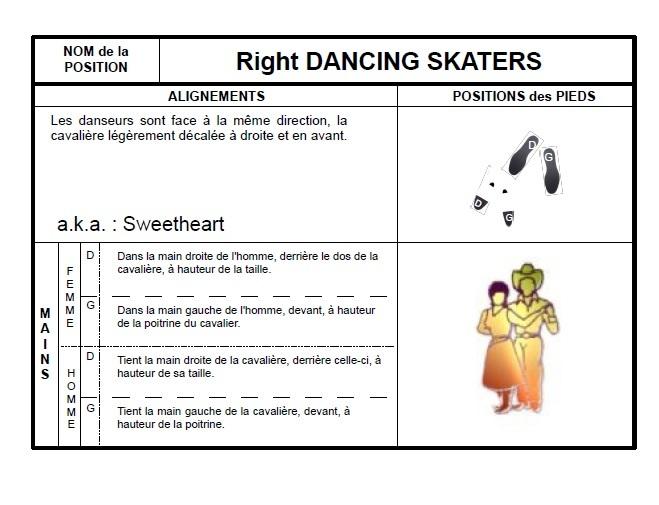 LEXIQUE DES PAS. danse en couple 2910