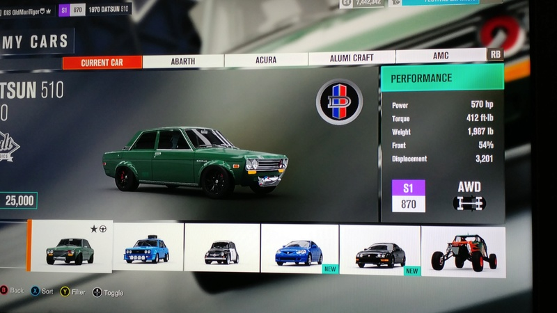 (FH3) Byron Bay High Speed Sprint (Results up!) 20161016