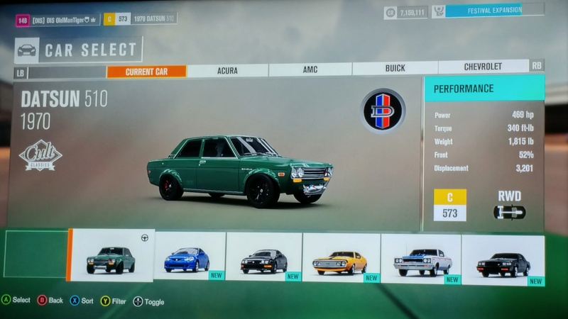 [FH3] MNM Time Attack's - A Lap Through the Forest (RESULTS UP) Ta_310