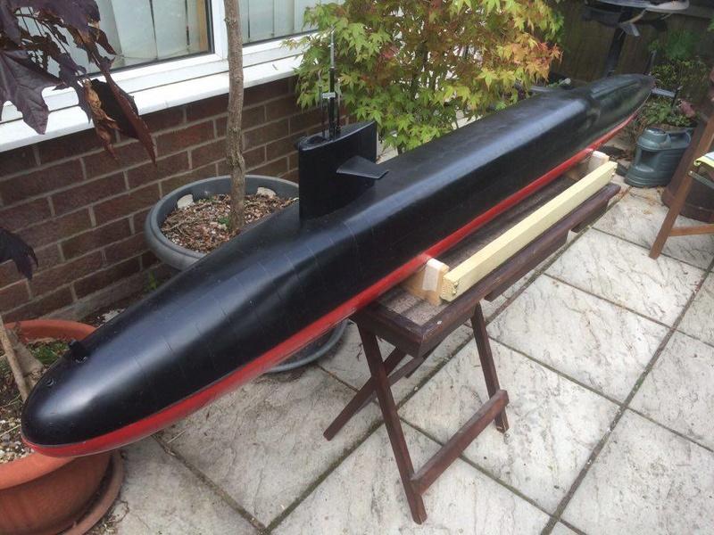 Submarine for Sale Ra410