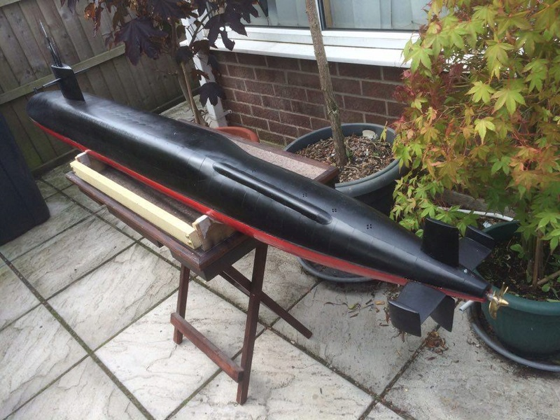 Submarine for Sale Ra510