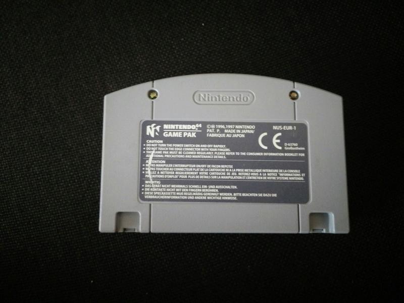 [Estim] Dreamcast, Gx4000 et jeux Nes, N64 Img_2019