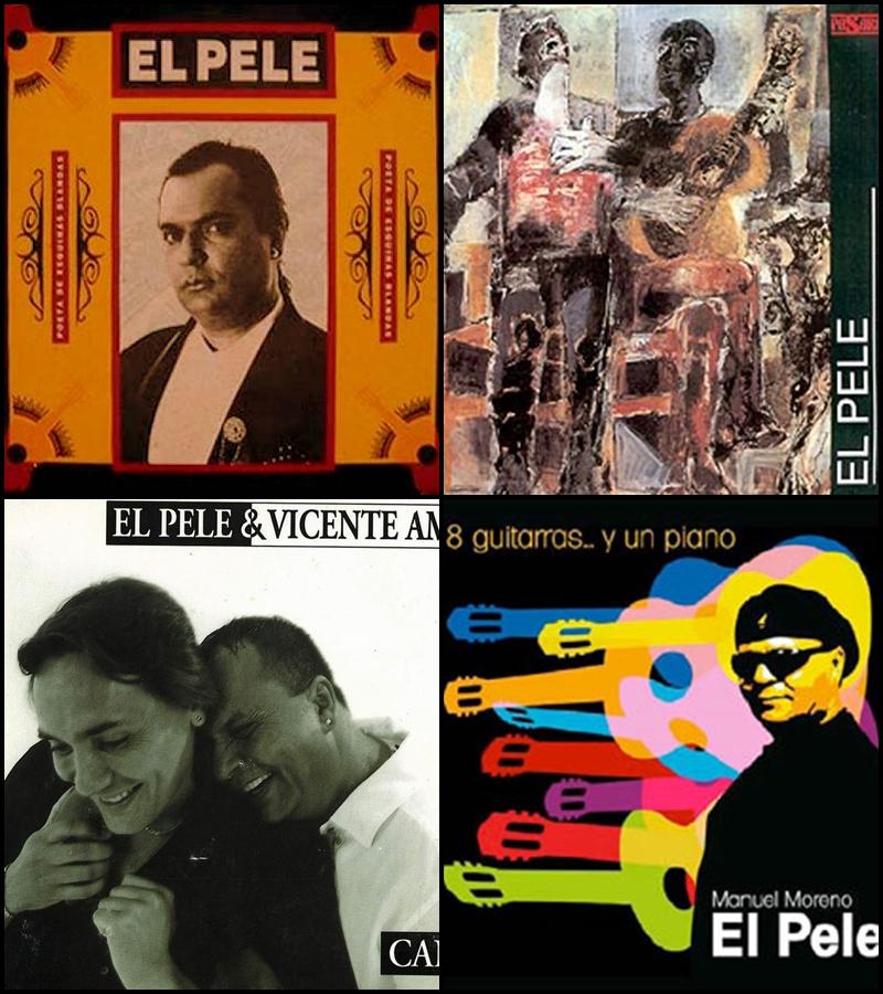 El Pele Discografia 4 CDs (MG) Pele10