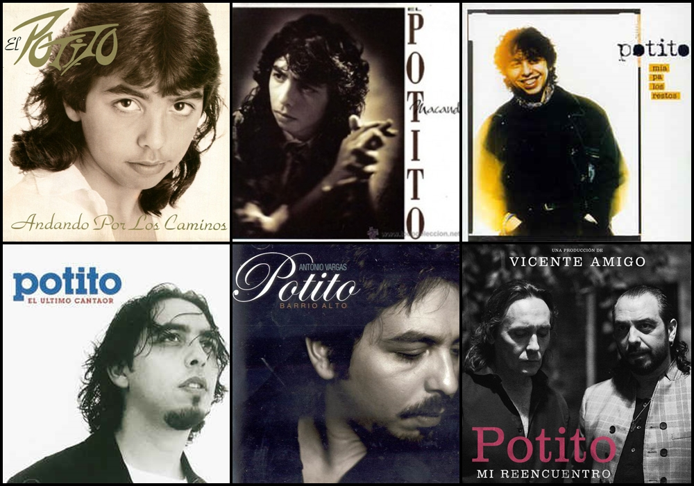 Potito Discografia 6 CDs (MG) Potito11