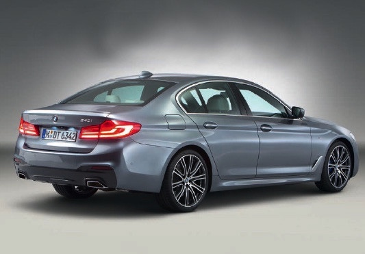 2016 - [BMW] Série 5 Berline & Touring [G30/G31] - Page 21 334c8510