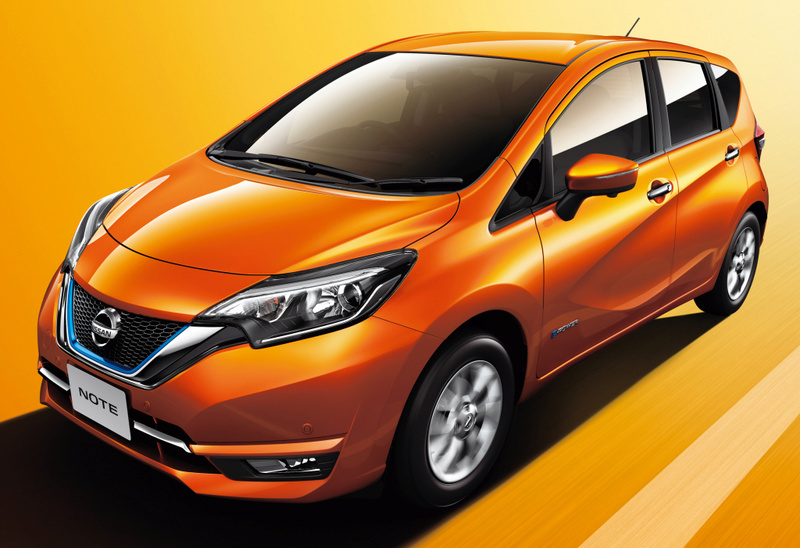 2016 - [Nissan] Note Facelift - Page 2 Nissan10