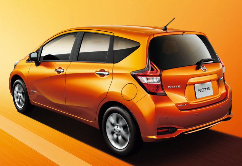 2016 - [Nissan] Note Facelift - Page 2 Nissan11