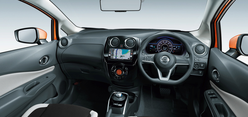 2016 - [Nissan] Note Facelift - Page 2 Nissan12