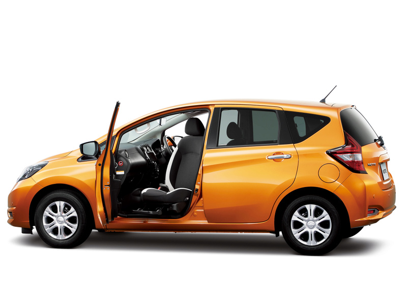 2016 - [Nissan] Note Facelift - Page 2 Nissan13