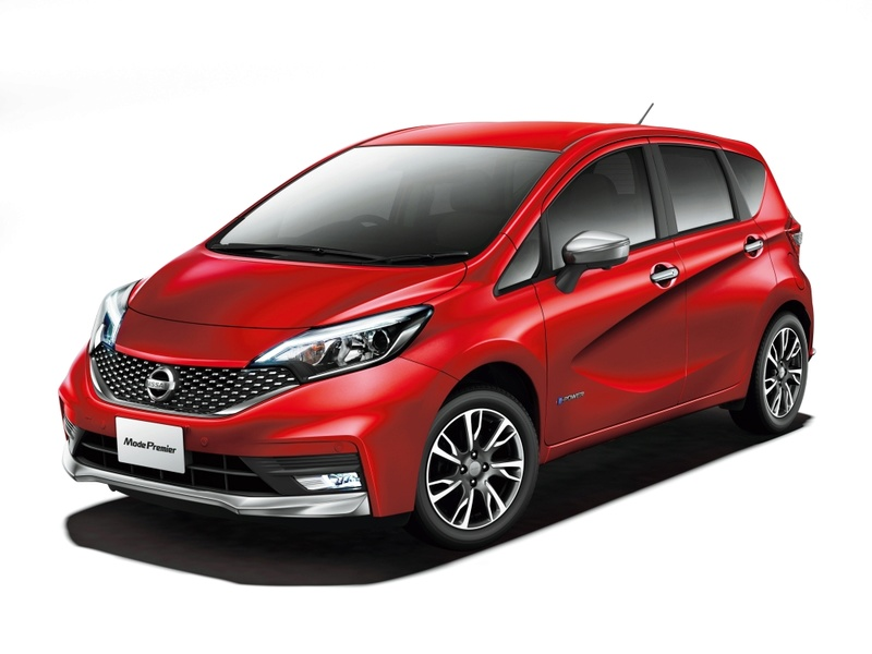 2016 - [Nissan] Note Facelift - Page 2 Nissan14