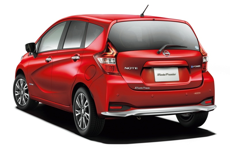2016 - [Nissan] Note Facelift - Page 2 Nissan15