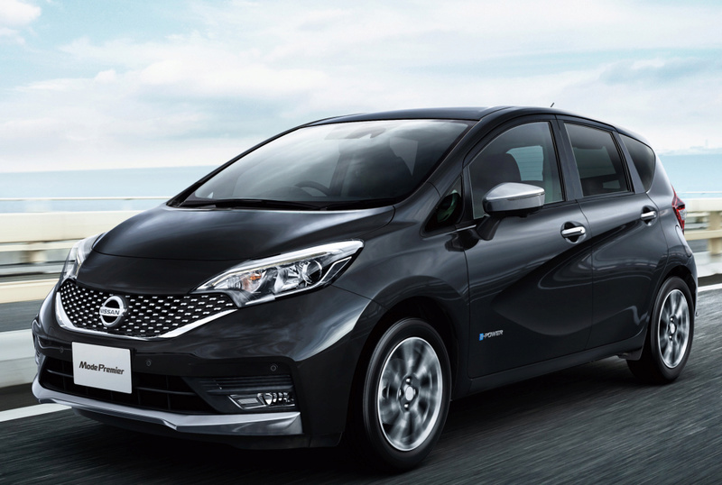 2016 - [Nissan] Note Facelift - Page 2 Nissan16
