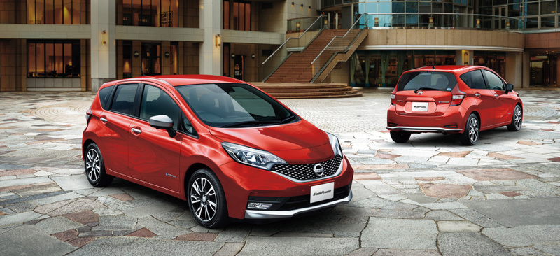 2016 - [Nissan] Note Facelift - Page 2 Nissan17