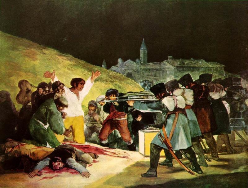 Francisco de Goya 3maig10