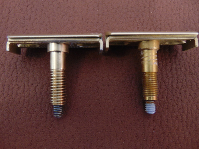 Rasoir GIBBS 15 réglable manche bronze Dsc04622