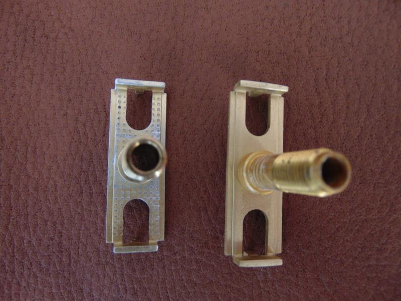 Rasoir GIBBS 15 réglable manche bronze Dsc04625
