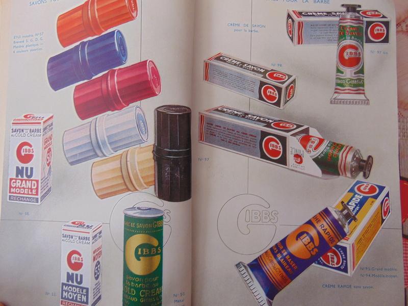 Lames de rasoir GIBBS et produits de la marque - Page 2 Dsc04726