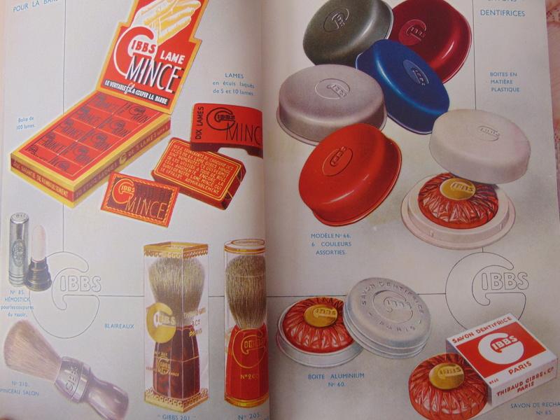 Lames de rasoir GIBBS et produits de la marque - Page 2 Dsc04727