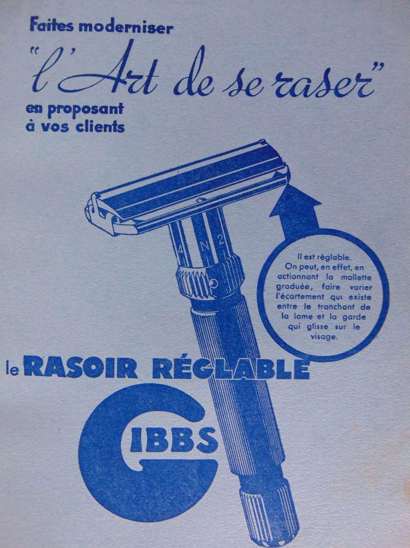 Lames de rasoir GIBBS et produits de la marque - Page 2 Dsc04729
