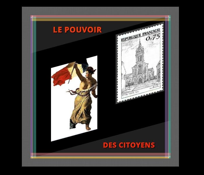 LE POUVOIR DES CITOYENS  21510