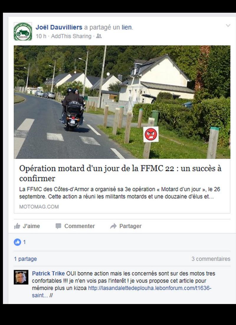 Saint-Brieuc. Des élus motards d'un jour pour la sécurité Sans_409