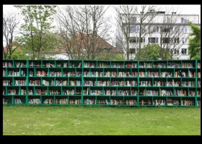 Ces 10 bibliothèques originales vous donneront envie de lire  Sans_t84