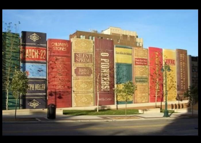 Ces 10 bibliothèques originales vous donneront envie de lire  Sans_t86