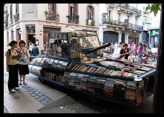Ces 10 bibliothèques originales vous donneront envie de lire  Sans_t88