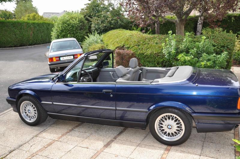 Mon Parking  E30 1989 - E30 cab 1992 - E31 1998 - F12 2011 Peintu13