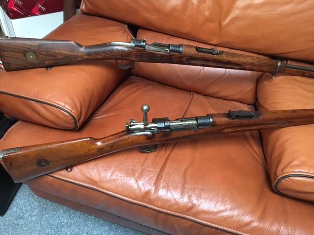 Un nouveau mauser suédois sur le forum !  - ex sujet Choix cornélien entre 3 Mauser suédois Img_0117