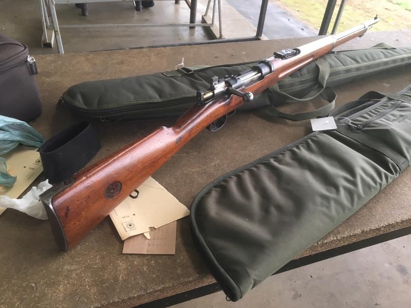Un nouveau mauser suédois sur le forum !  - ex sujet Choix cornélien entre 3 Mauser suédois Img_0312