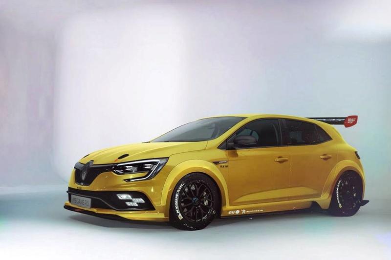 2017 - [Renault] Megane IV R.S. - Page 3 14590210