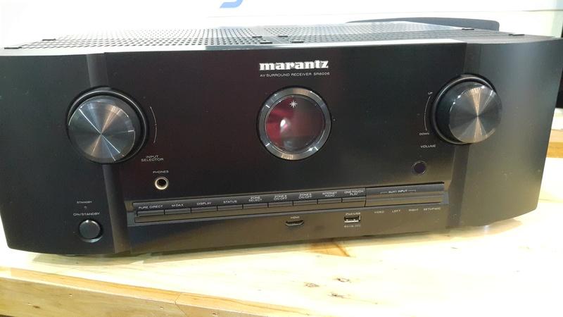 Marantz SR6006(used) 20161011