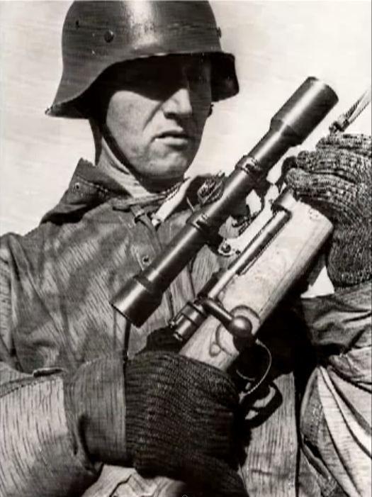 Rapport du Front de Henrich Rammst Sniper11
