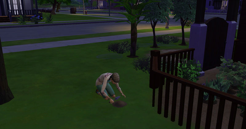 [Challenge Jardin-Ecolo-Sims] Les Laterre ! 21-10-10