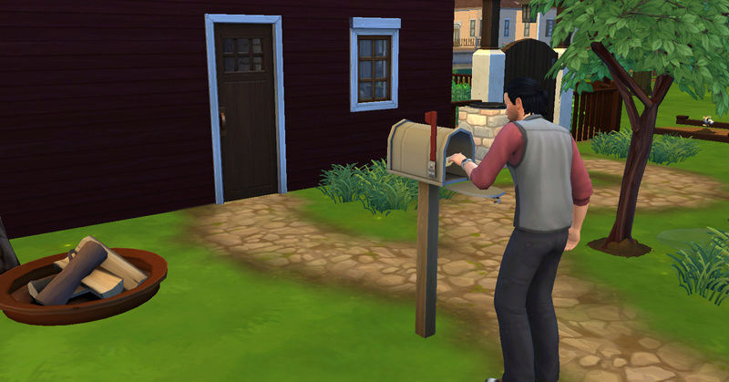 [Challenge Jardin-Ecolo-Sims] Les Laterre ! 23-10-10